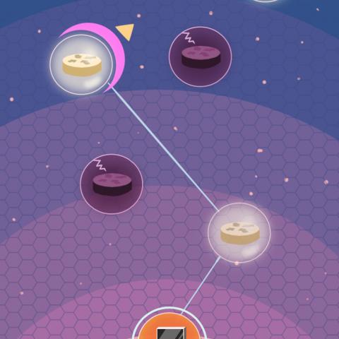 تصميم لعبة EndPoint على الأندرويد في المسابقة العالمية GGJ 2018