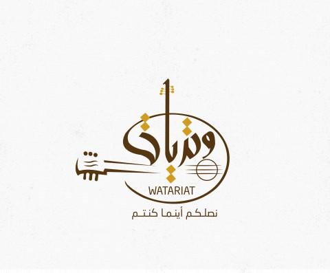 تصميم شعار موسيقى