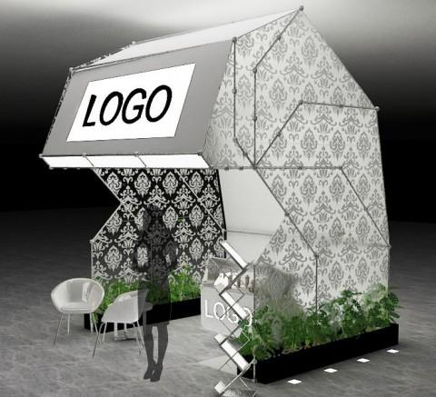 kiosk proposal octanorm system