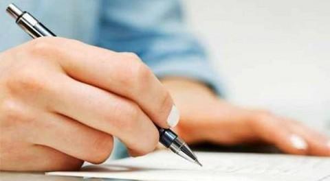 كتابة المقالات والتحرير الكتابي