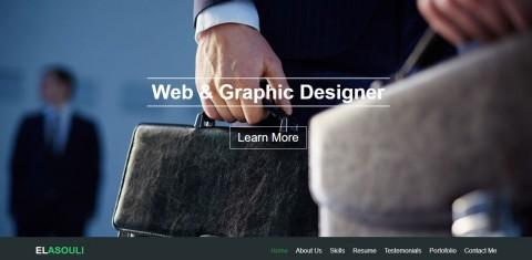 برمجة قالب psd لصفحة html