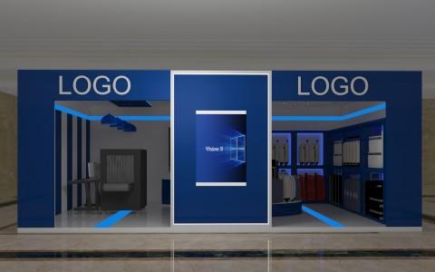 تصميم محل لبيع شنط السفر