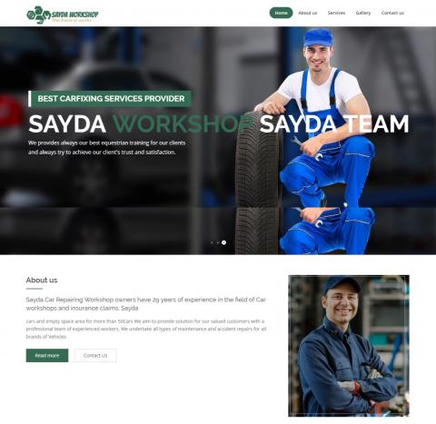 موقع saydaworkshop