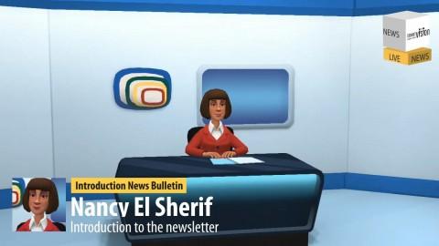 تقرير اخباري انجازات مركز سمارت فيجن 3D