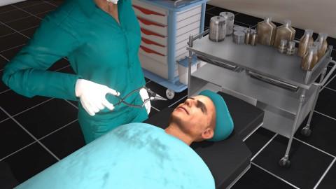 فيديو طبي ثلاثي الابعاد
