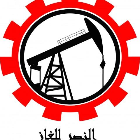 شعار لشركة غاز