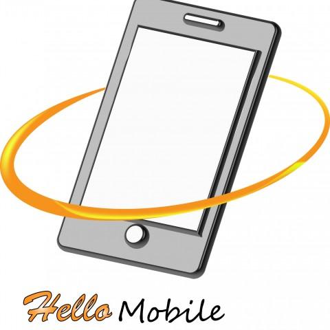 شعار لشركة موبايل