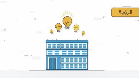موشن جرافيكس شركة الخبرات الذكية للتدريب