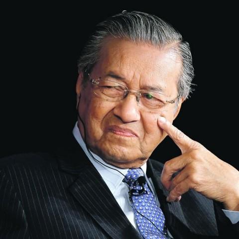 رائد النهضة الماليزية الحديثة (مهاتير بن محمد)