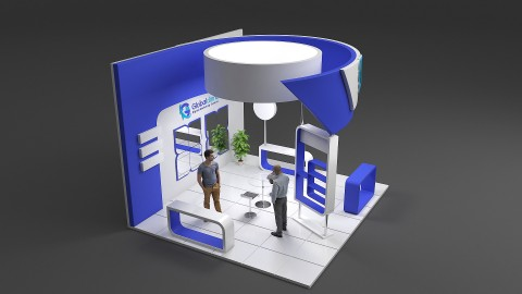 booth modeling