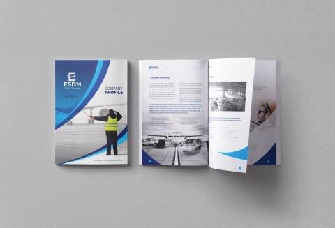 Company profile to ESDM