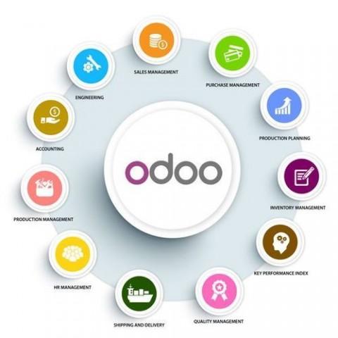 تطبيق نظام محاسبي ODOO ERP System
