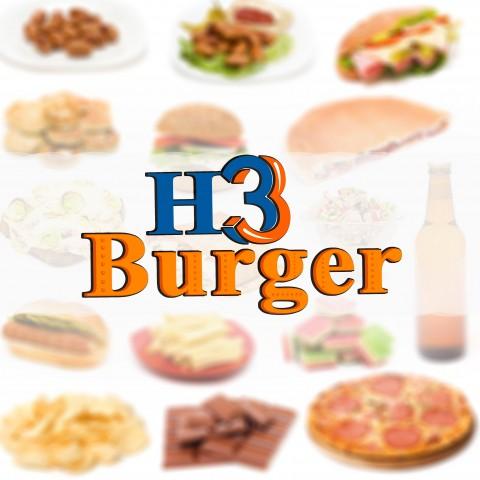 شعار Burger 3