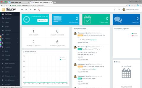 Custom Project Management Software