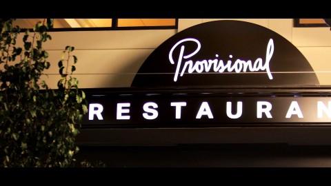 Provisional Restaurant Promo