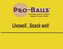 Pro-Balls Product Promotional Video