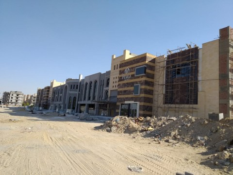 redesign elevation mall  200m