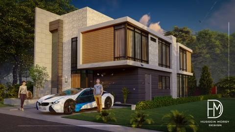 Modern Villa Private