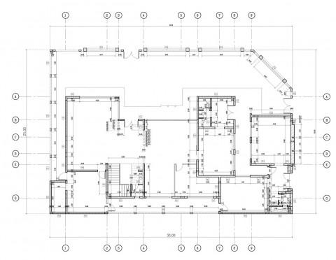 مشروع تصميم فيلا سكنية بـ السعودية