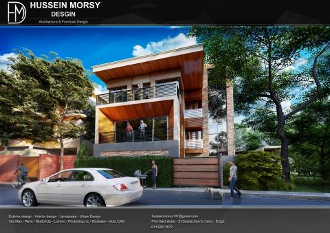 Modern Style House Design