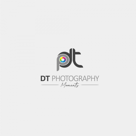 Logo and Business card for a photographer