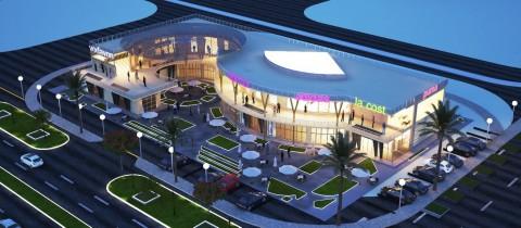 exterior Mall