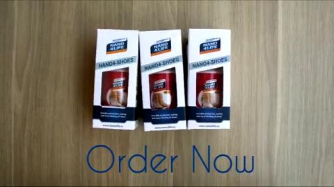 فيديو احترافي لمنتج نانو جديد