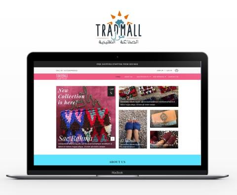 موقع TradMall هو موقع لبيع المنتجات التقليدية واليدوية و الخدمات السياحية.
