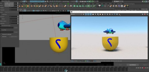 making of animation