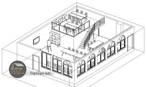 تصاميم ثلاثية الأبعاد 3d بدون خامات