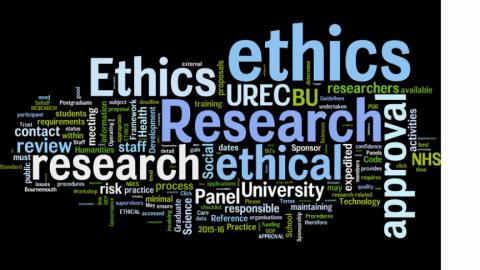 بحث مصغر عن الأخلاقيات في البحث العملي