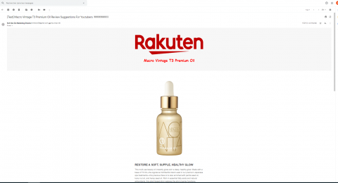تسويق منتجات Rakuten