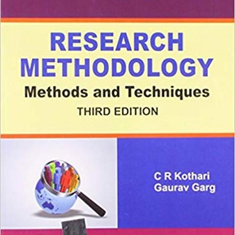 تلخيصي لكتاب طرق البحث العلمي الثاني من نوعه