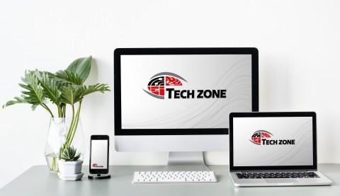 شعار لشركة تعمل فى مجال تكنولوجيا المعلومات