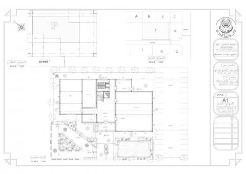 مخططات معمارية تنفيدية