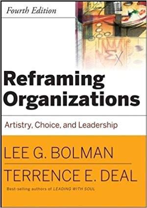 """ترجمة كتاب """"Reframing Organizations"""""""