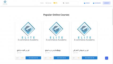 موقع تعليم الكتروني لمؤسسه تعليم الكتروني