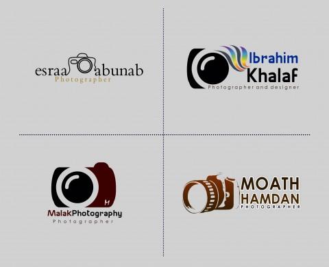 شعارات وتوقيعات مصورين logo