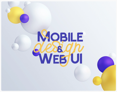 Mobile & Web UI Design