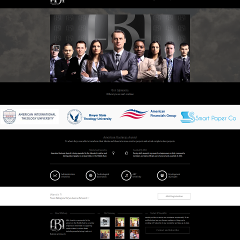 ABA American Business Award