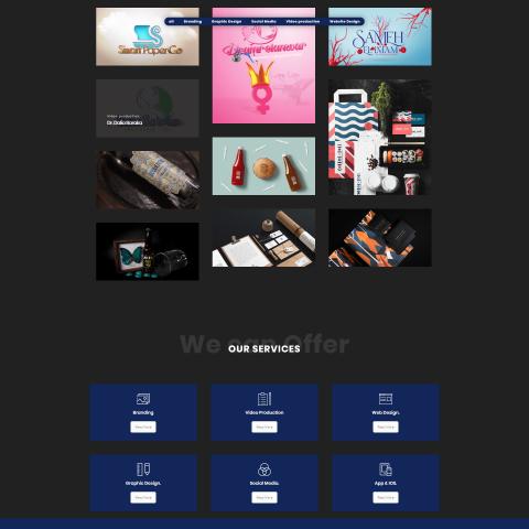Tawasul Group Website