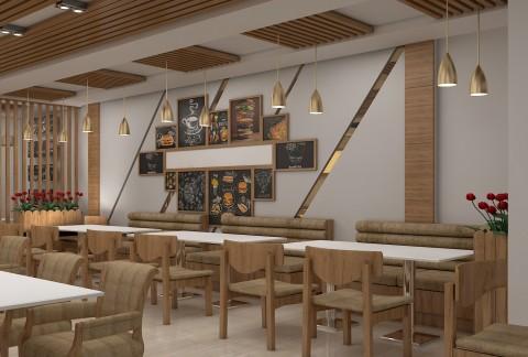 تصميم مطعم