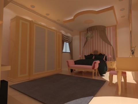 تصميم master bedroom