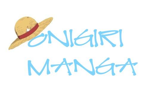 onigiri manga logo
