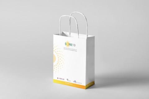 تصميم حقيبة لمؤتمر