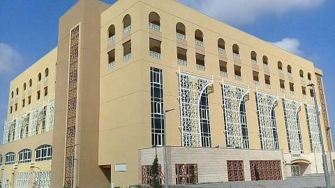 مشروع  إنشاء كلية الآداب والعلوم الإنسانية - جامعة الأزهر على مساحة 3500 م 2