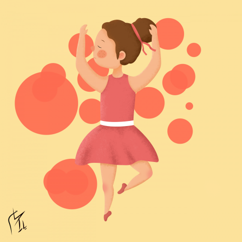 راقصة الباليه الصغيرة (فيكتور)