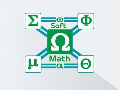 موقع شبكة softmath و تصميم اللوجو