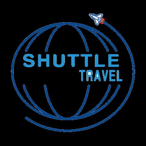 تصميم لوجو shuttle travel
