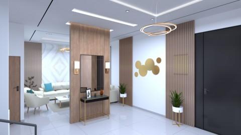 تصميم صالة ومجلس نسائي في السعودية